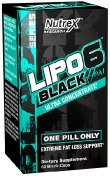 Lipo-6 Black Hers Ultra Concentrate