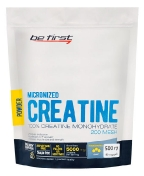 Micronized Creatine monohydrate powder